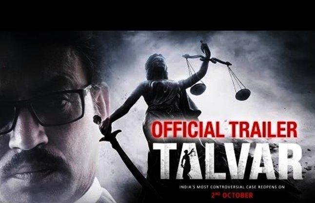 Talvar Official Trailer video